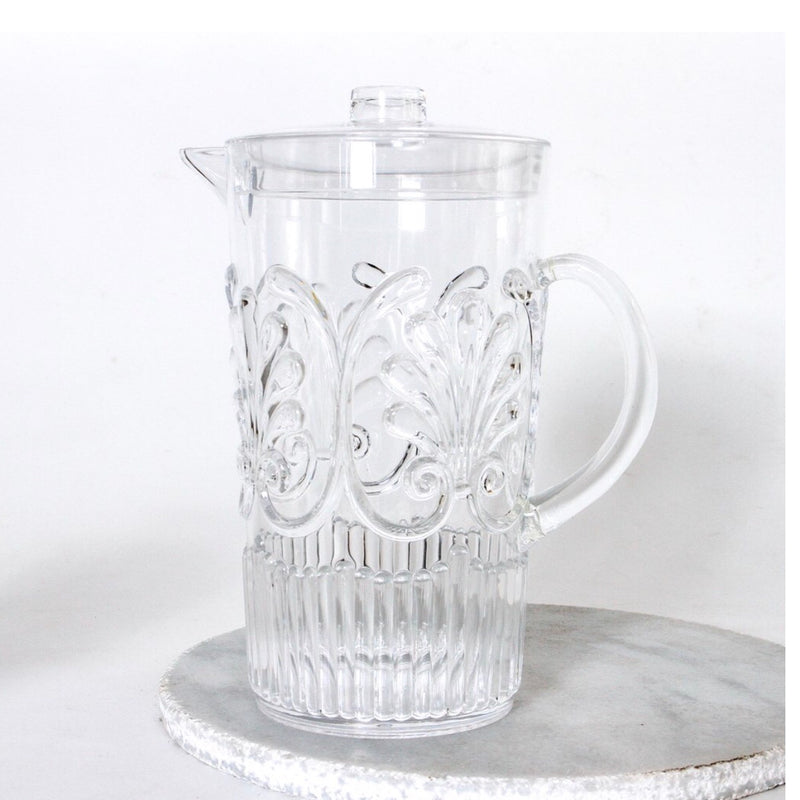 Flemington Acrylic Jug (clear)