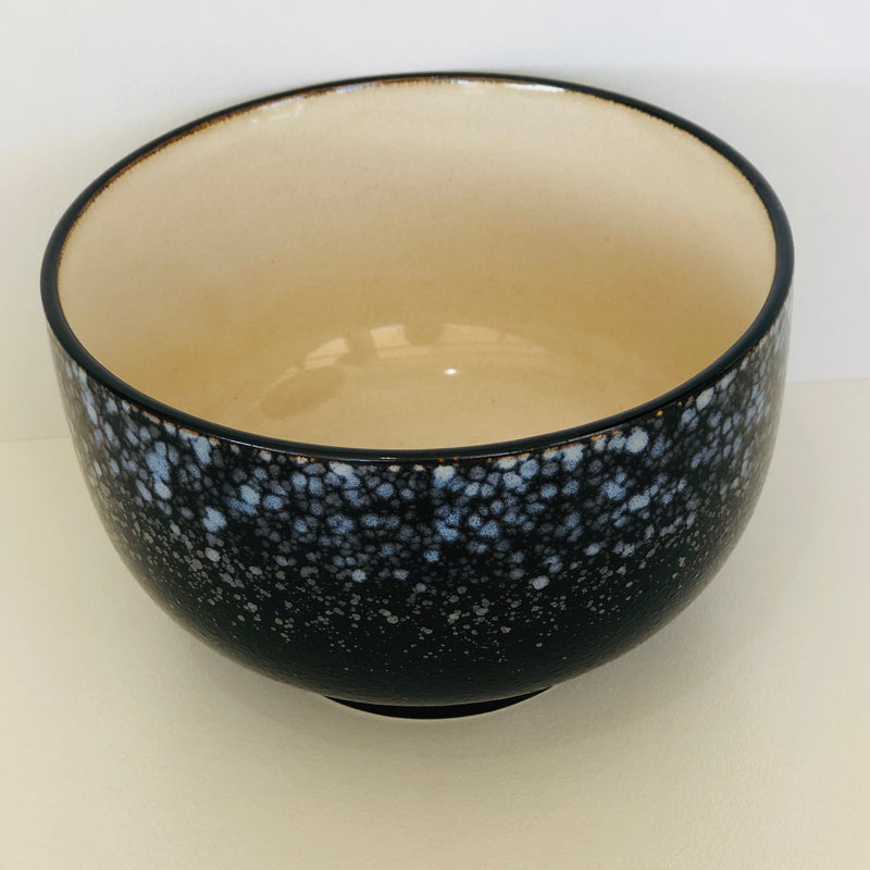 Ceramic 70's Bowl Large - Galaxy