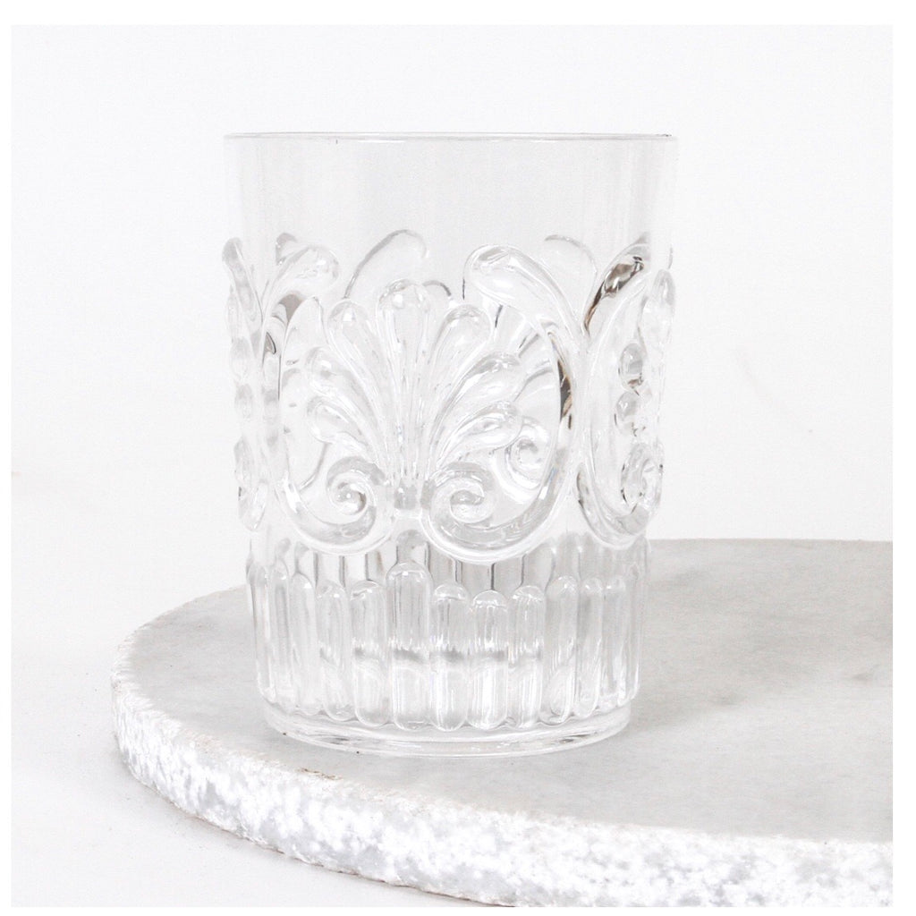 Flemington Acrylic Tumbler (Clear)