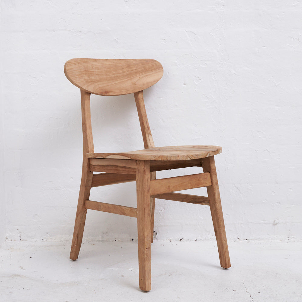 Kali Dining Chair - Natural