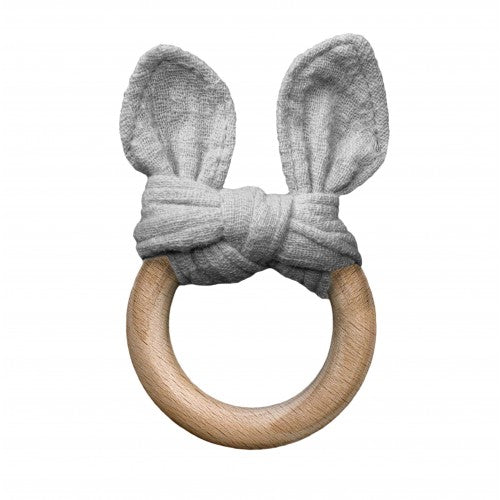 Bunny Teether Ring