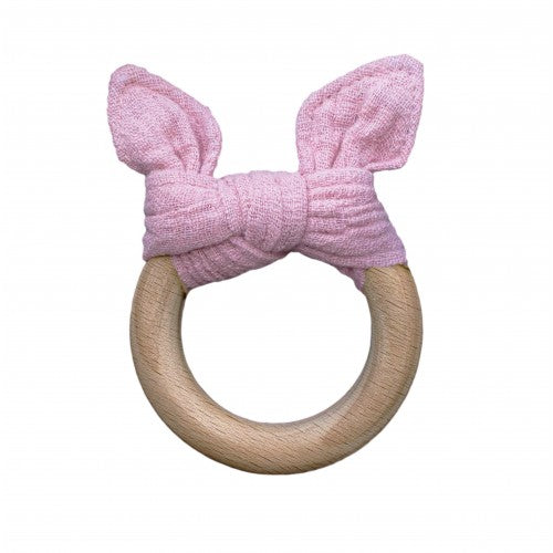 Cat Teether Ring