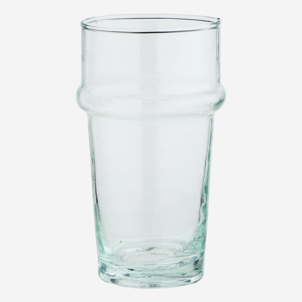 Beldi Drinking Glass - Clear