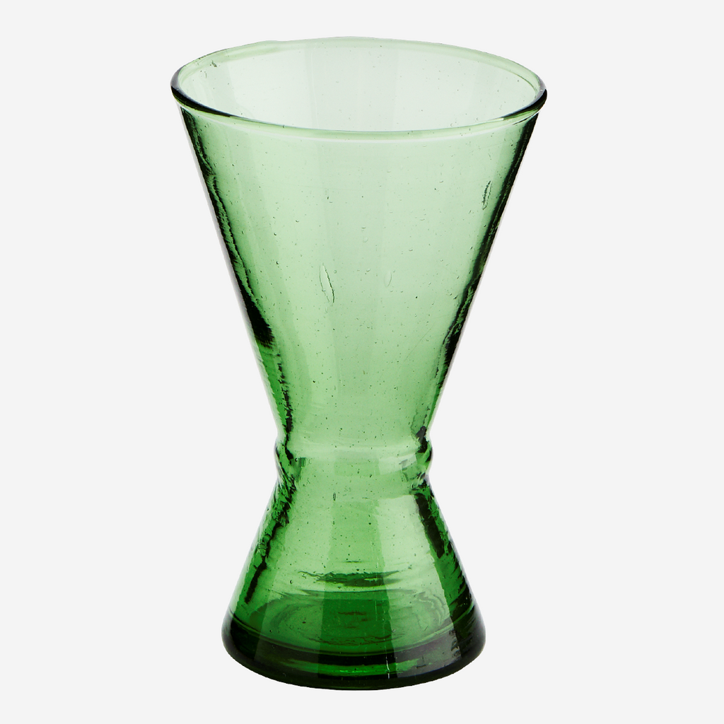 Beldi Wine Glass - Green