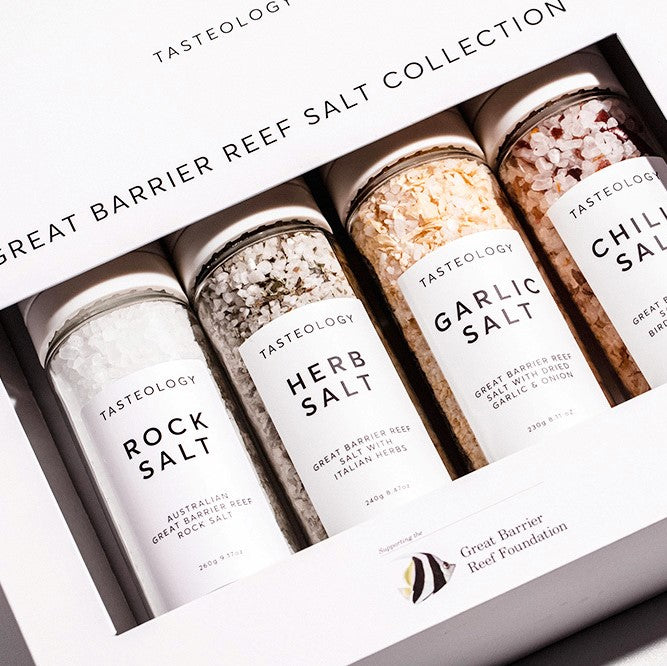 Great Barrier Reef Rock Salts Box