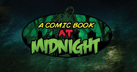A Comic Book at Midnight