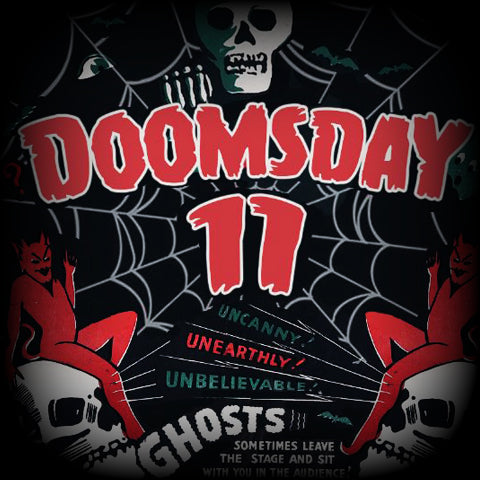 Doomsday 11 Tickets - 7th-8th May 2021