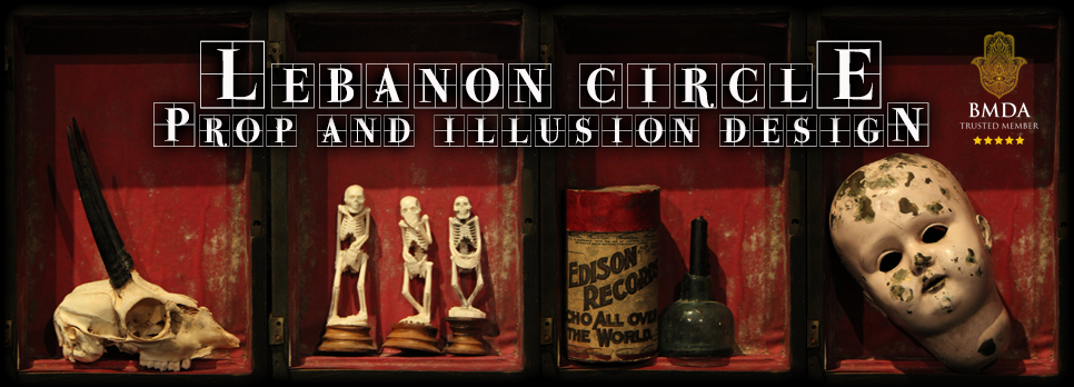 Lebanon Circle Prop & Illusion Design