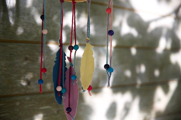 Craft Ideas For Kids | Dream Catcher | Conscious Craft