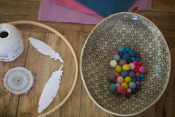 Craft Ideas For Kids | Dream Catcher