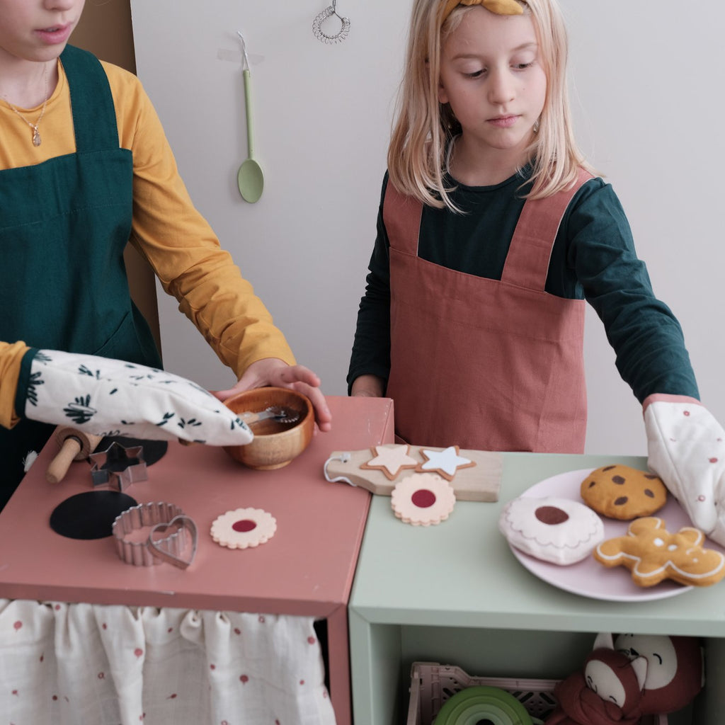 Cooking with kids | Conscious Craft