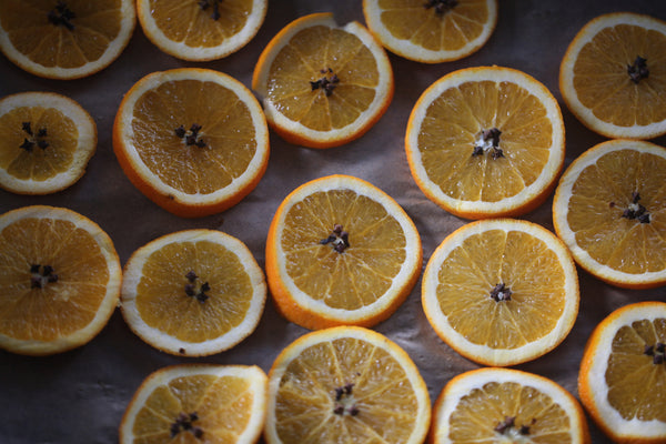 Christmas Craft Ideas For Kids | Dried Orange Slices | Conscious craft