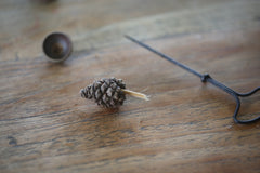Little Pine Cone Craft