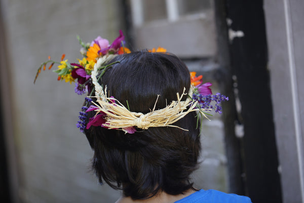 Craft For Kids - Flower Crown