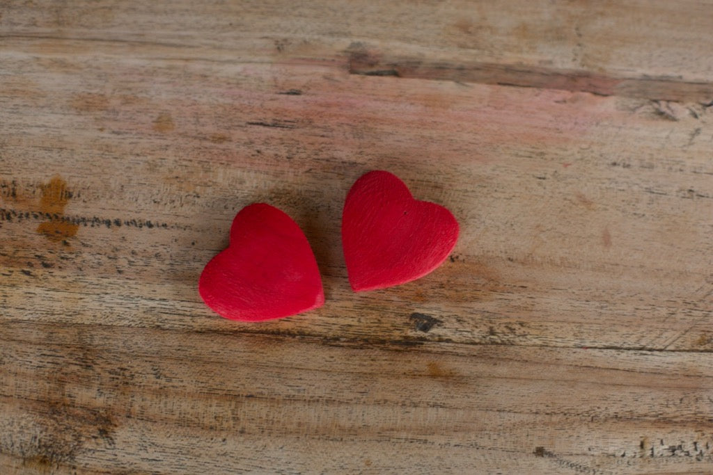 Craft Ideas For Kids | Valentine Heart Pendant