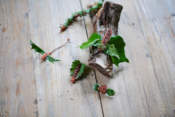 nature craft - creepy crawlies