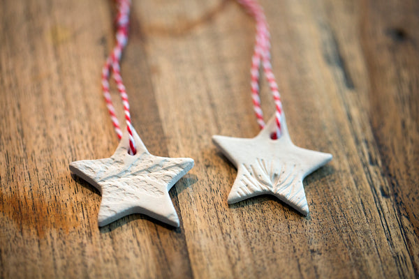 Craft ideas for kids - christmas ornaments