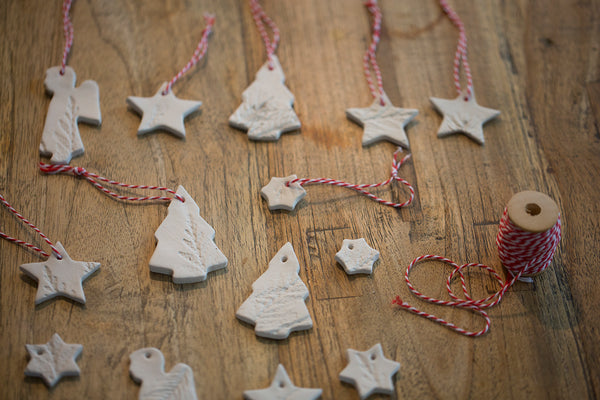 airdryclay ornaments