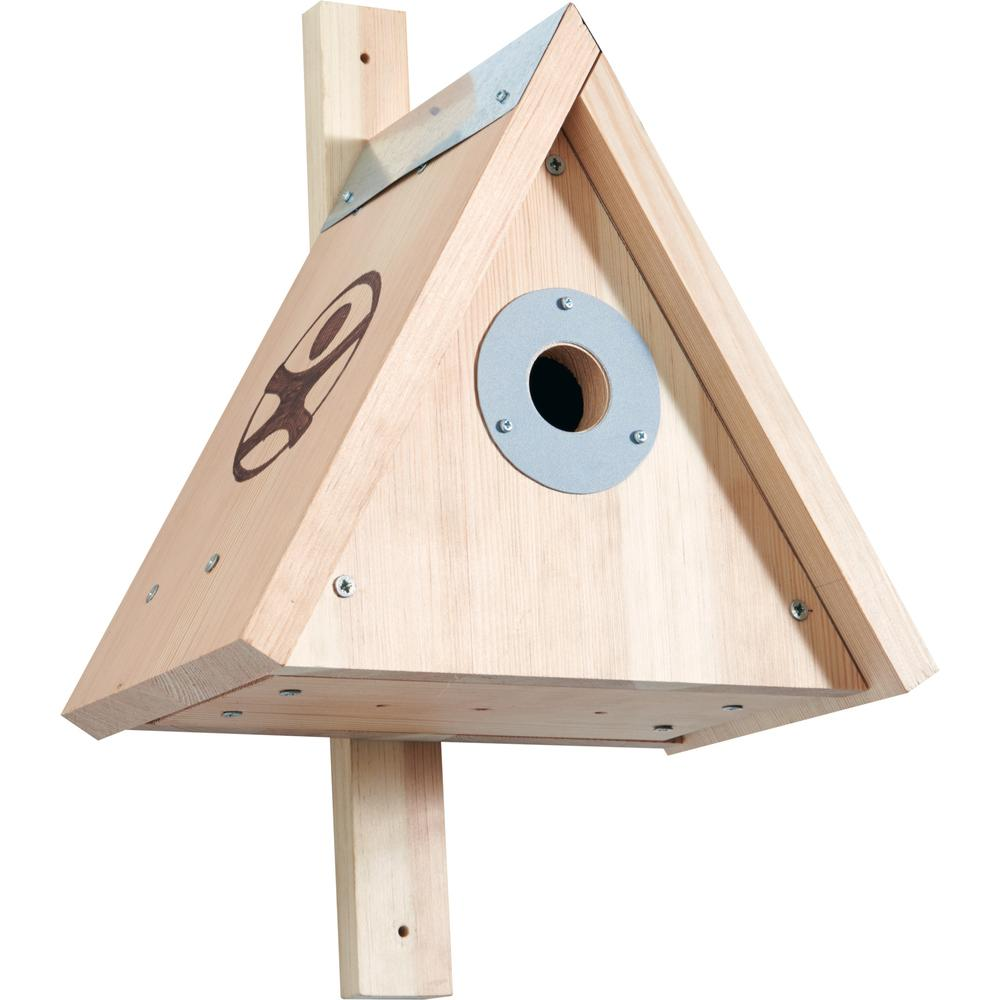 Bird Nesting Box Kit