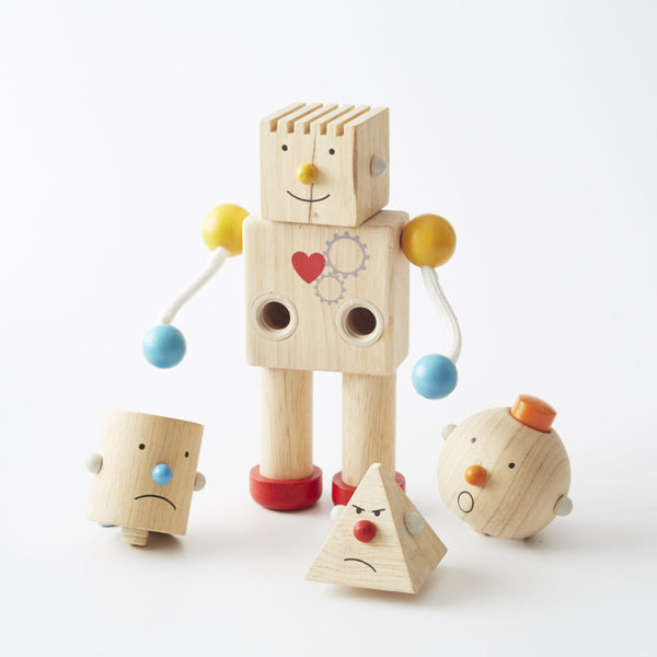 Build-A-Robot from Plan Toys