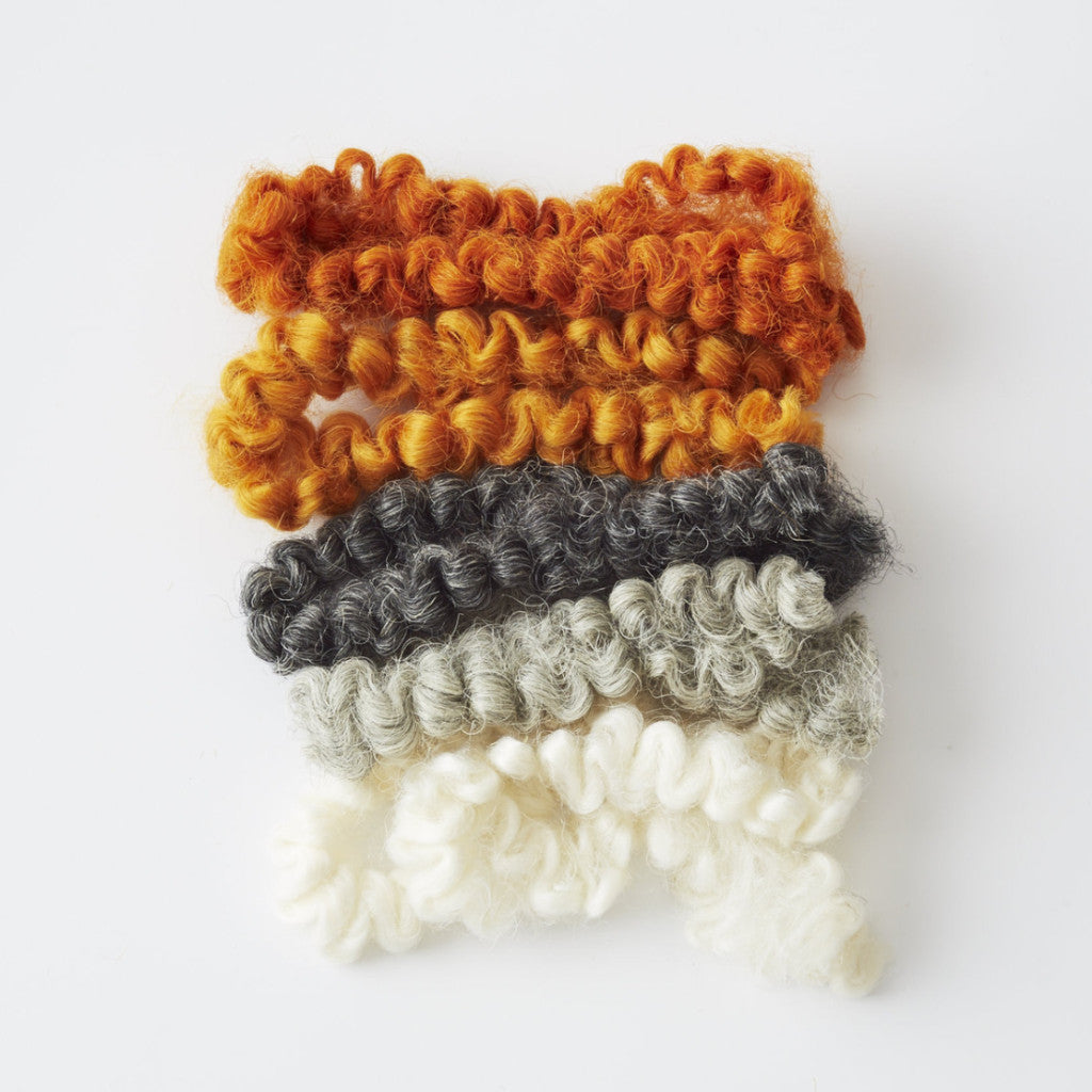 Wool Crepe Assortment - Honey & Grey