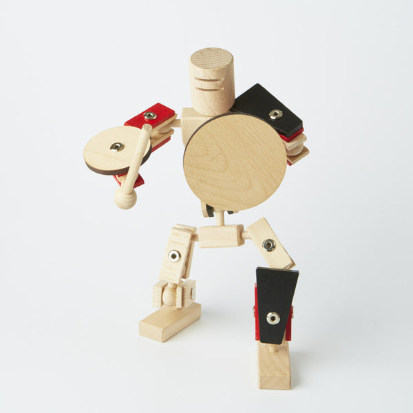 Wooden Gladiator Construction Kit
