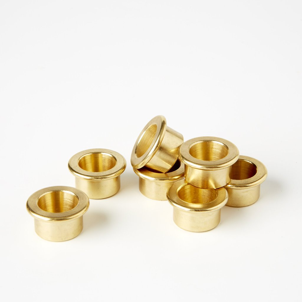 Brass Candle Holders for Celebration Rings, Spirals and Stars