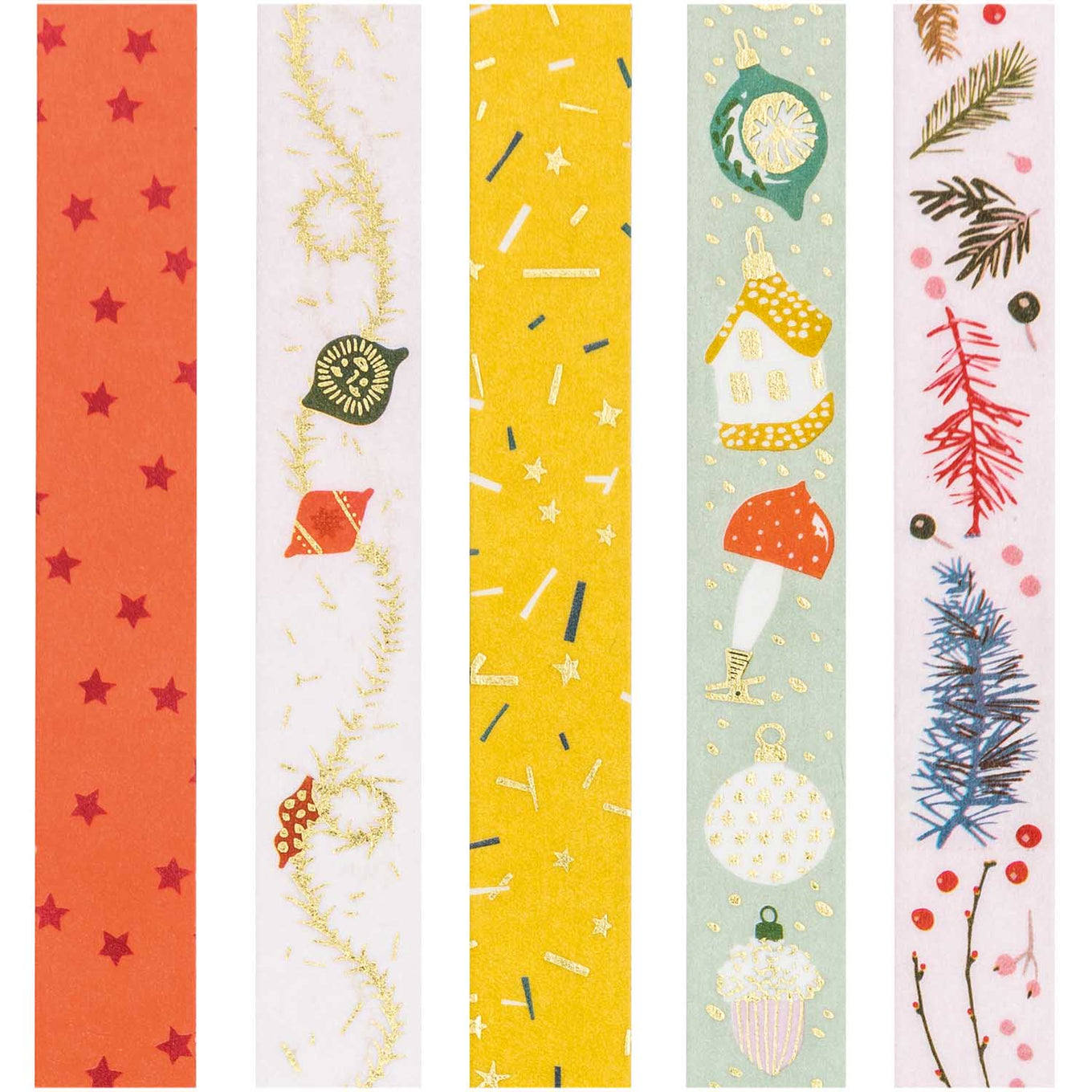 Washi Tape | Nostalgic Christmas Set