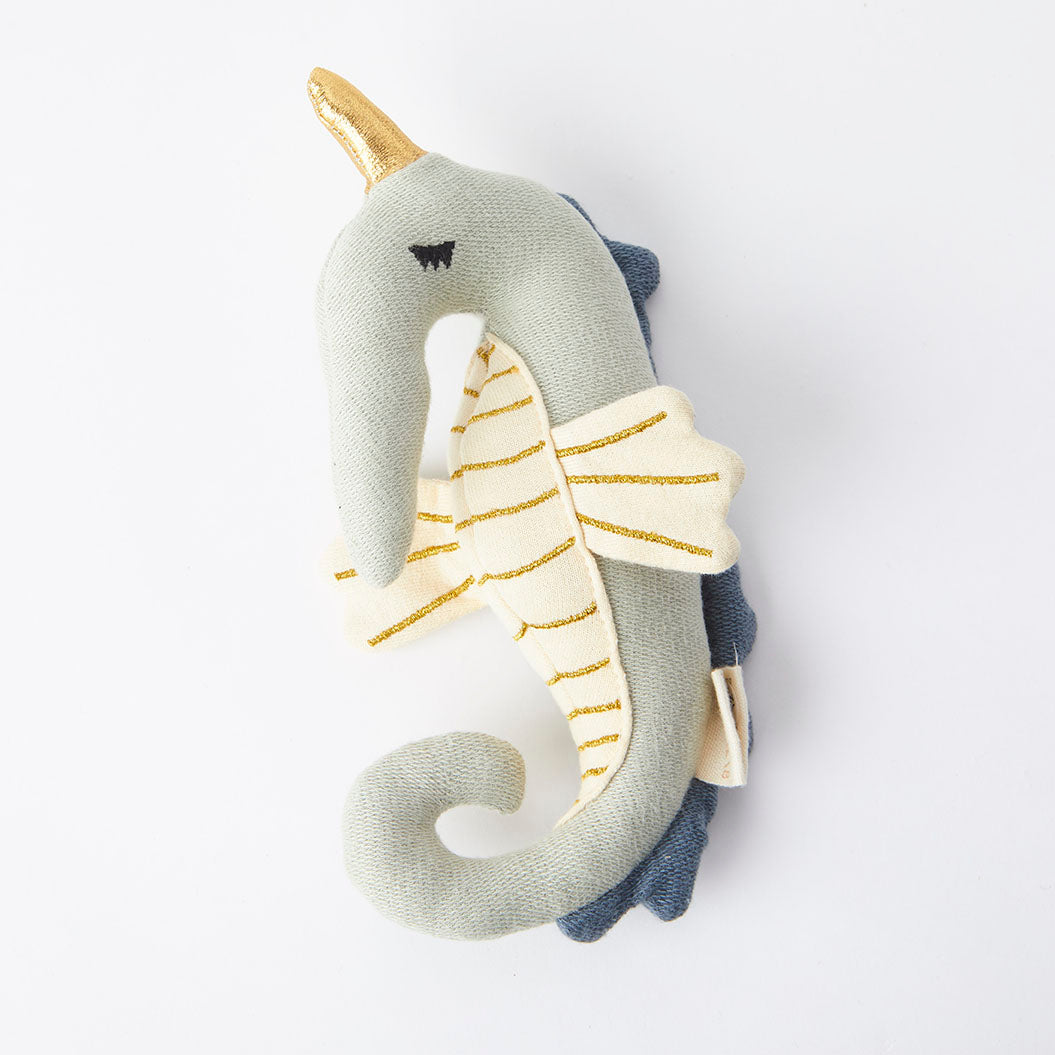 Seahorse Soft Rattle