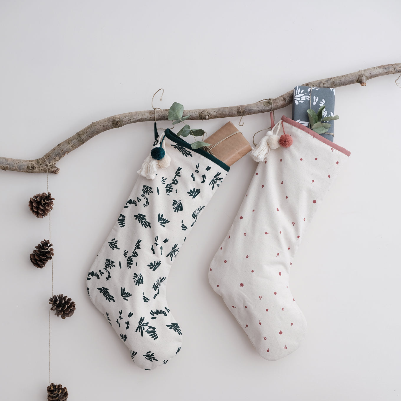 Christmas Stocking | Berry