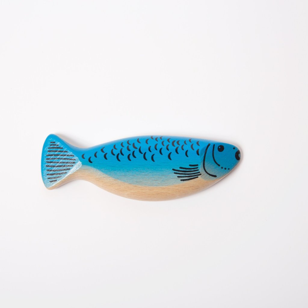 Wooden Fish | Herring