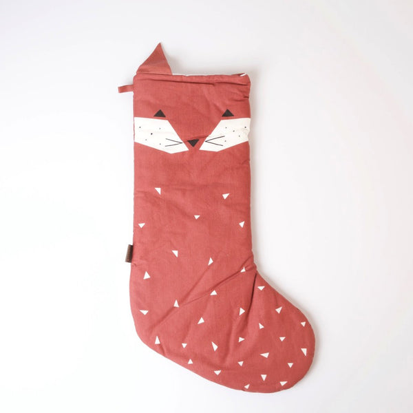 Fabelab Animal Christmas Socking | Fox | Conscious Craft
