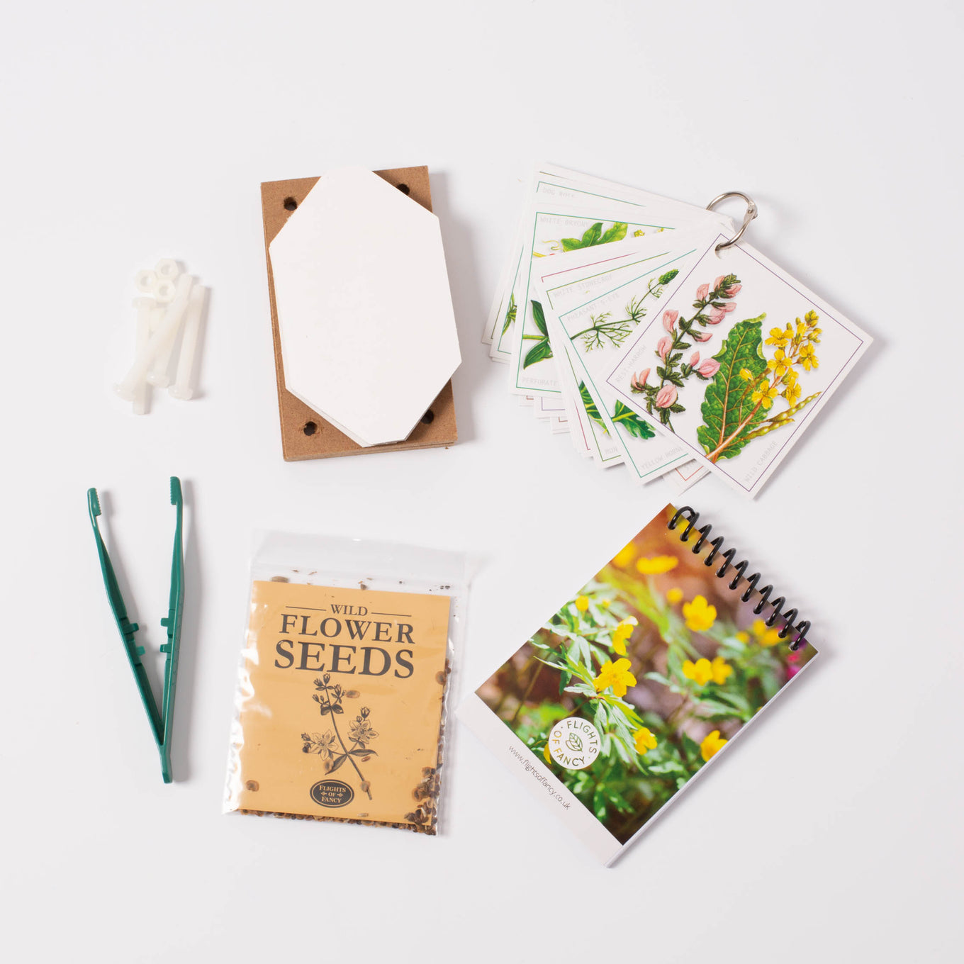 Wild Flowers | Nature Kit