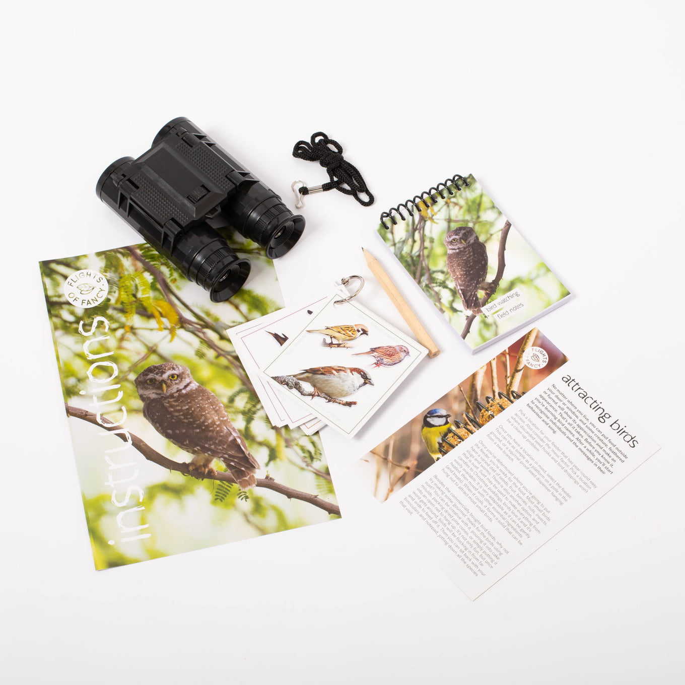 Bird Watching | Nature Kit