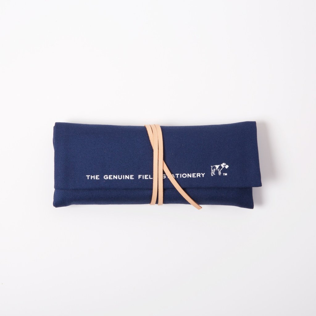 Roll Pencil Case | Navy