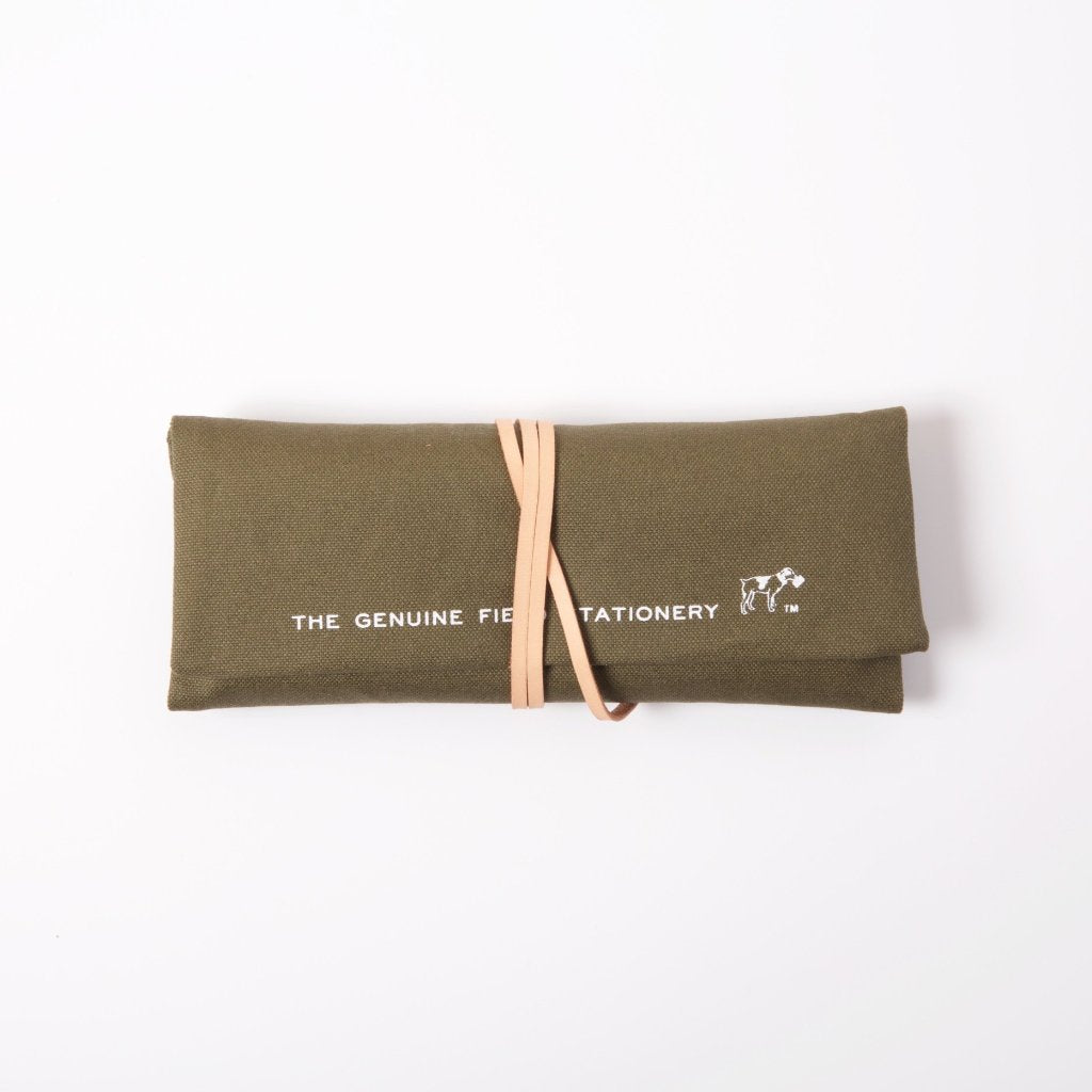Roll Pencil Case | Khaki