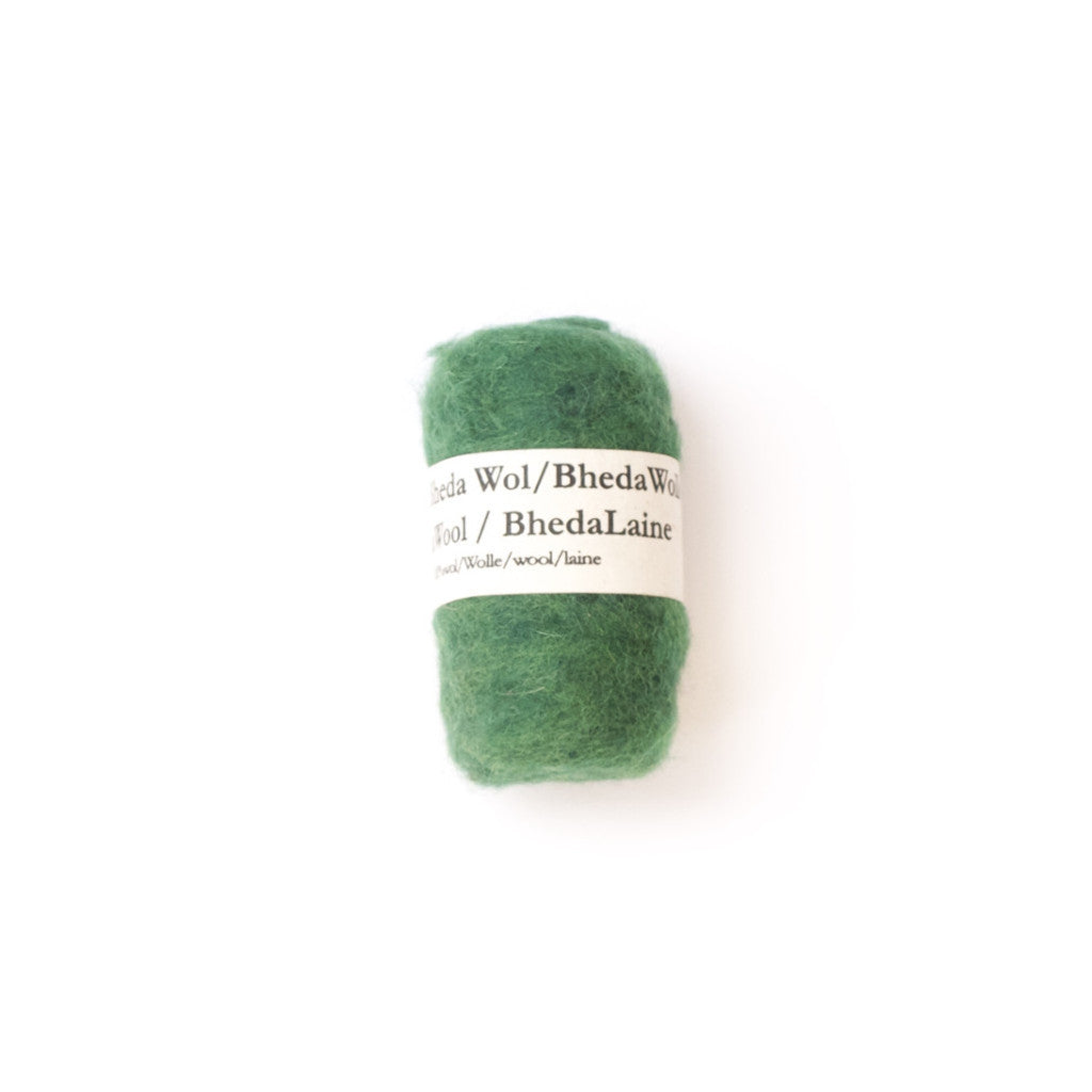 Bheda Wool - Individual Colours