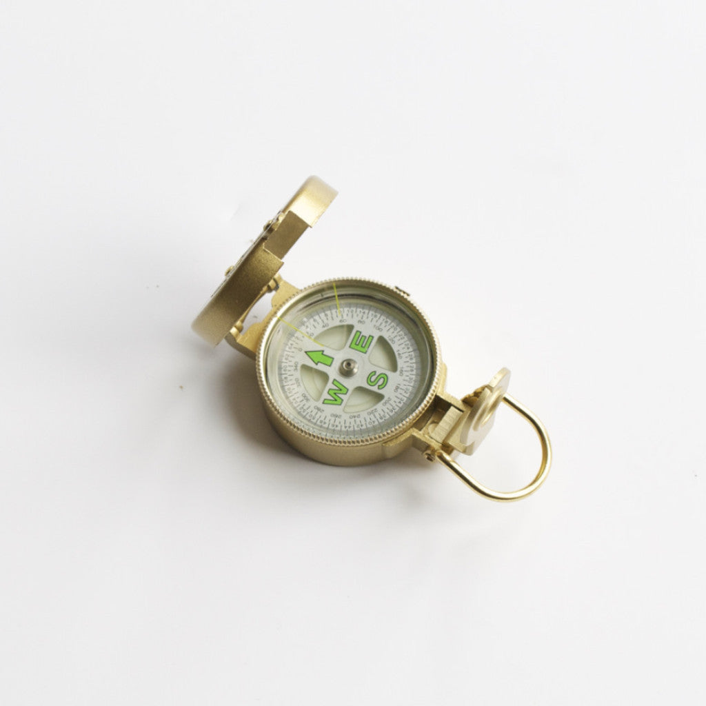 Children's Compass with Metal Case