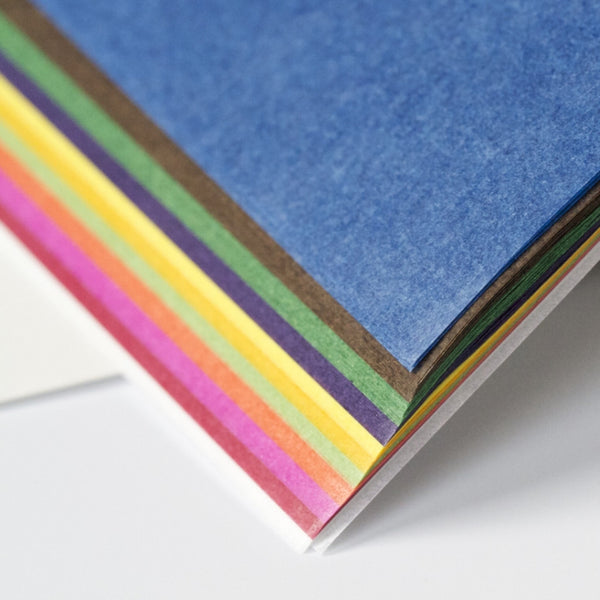 Kite Paper in 11 colours. 100 sheets.