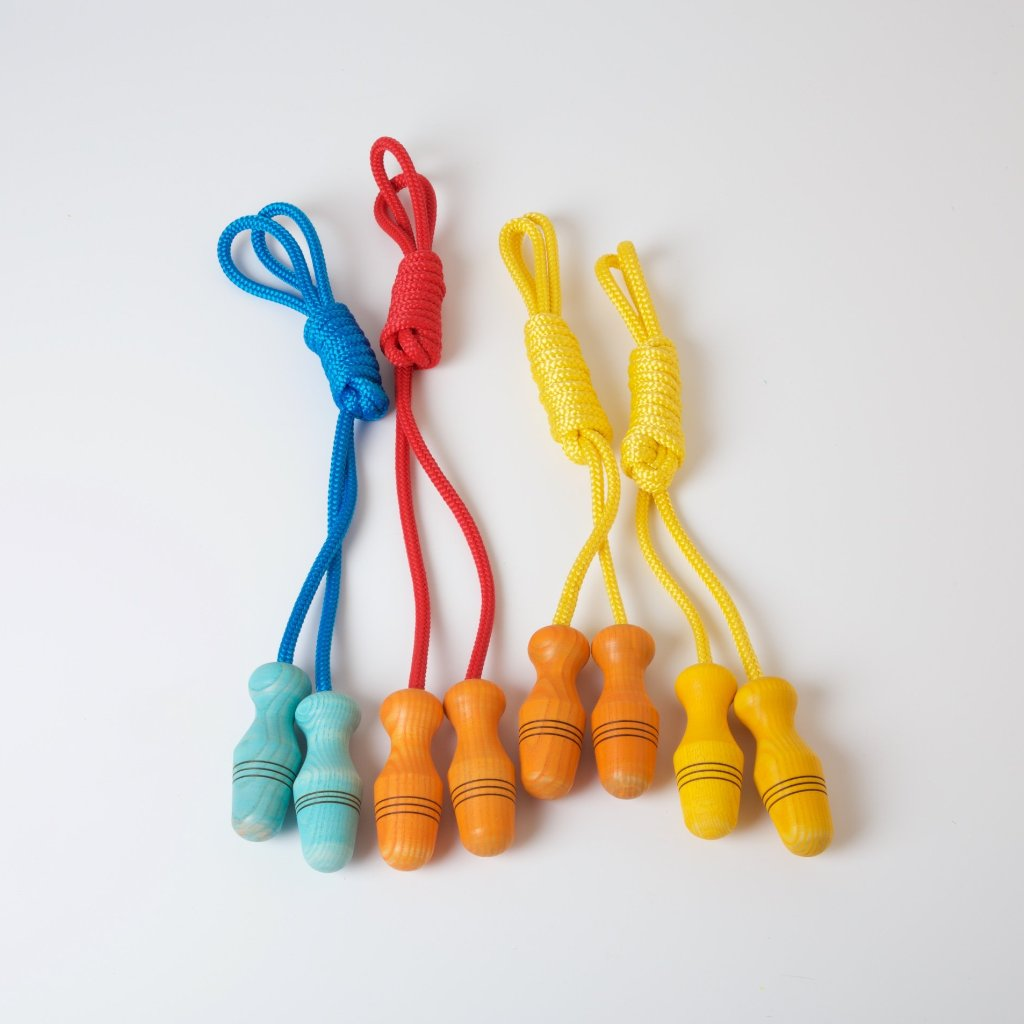 Skipping Rope for Younger Child | Coloured Handles