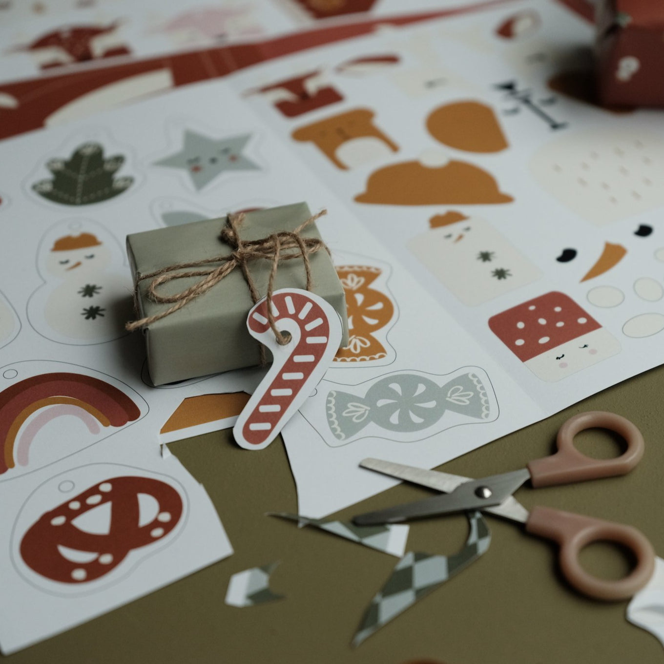 Mini Maker | Christmas Book