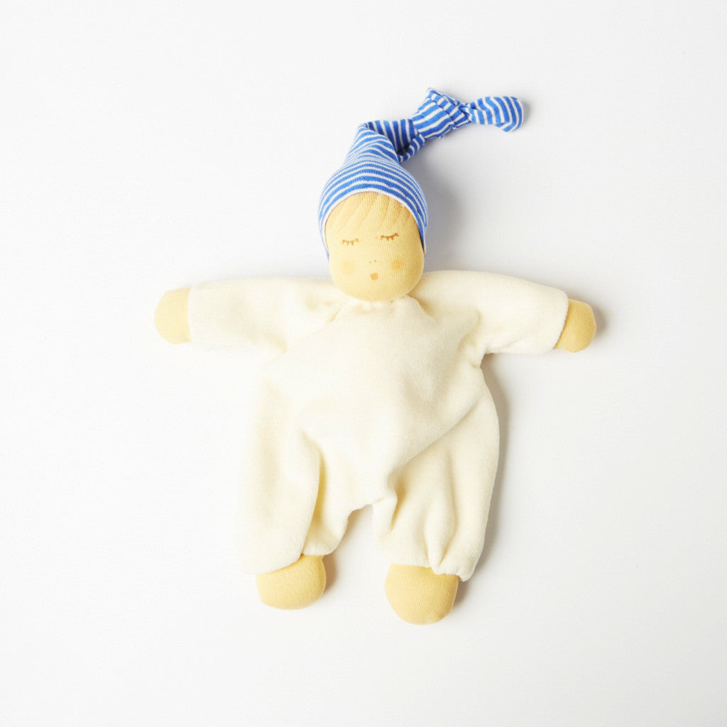 Organic Sleeping Doll