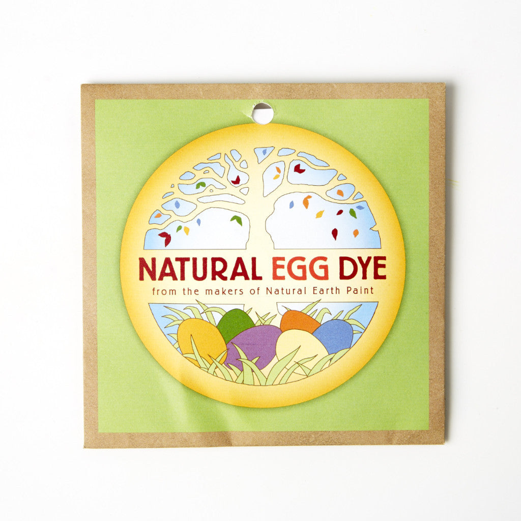 Natural Earth Paint Egg Dying Kit