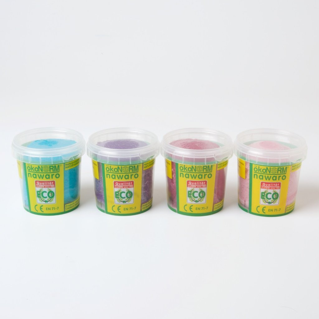 Eco Play Dough | Pastel colours