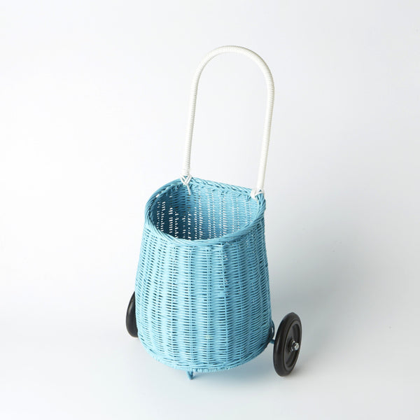 Luggy Basket in Blue By Olli Ella