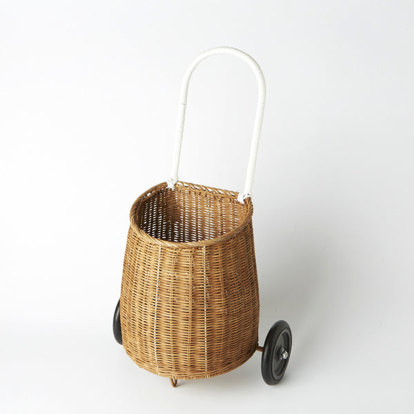 Laggy Basket in Natural by Ollie Ella