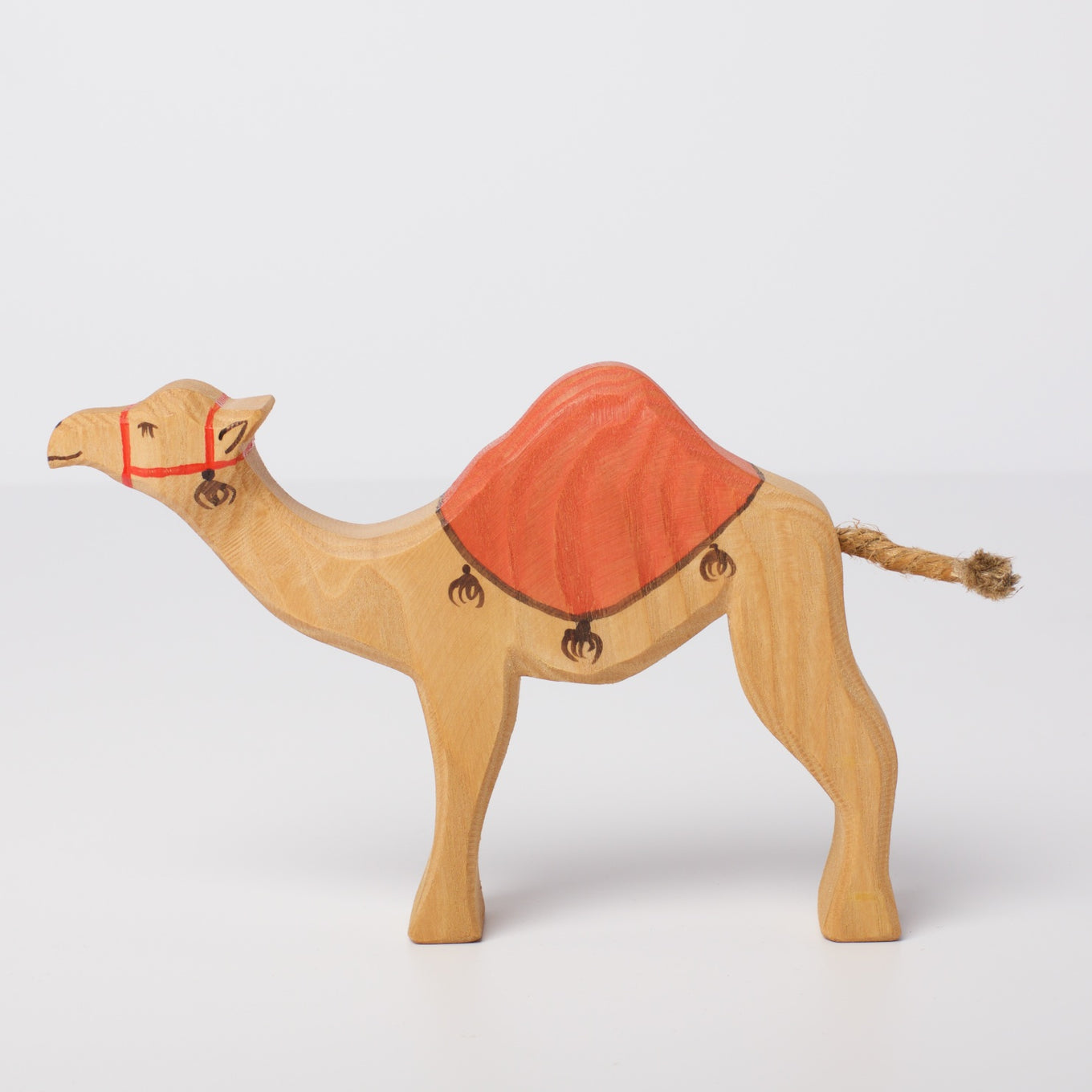 Dromedary with Saddle
