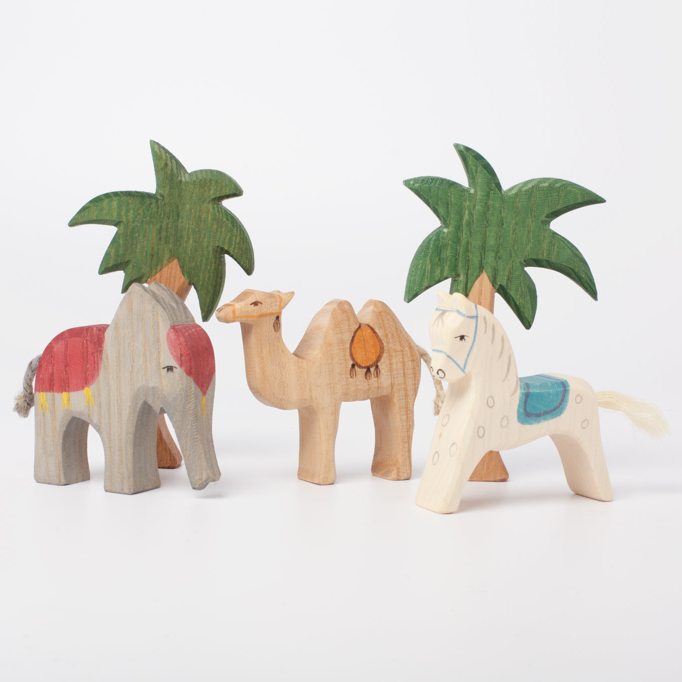 King's Animals Mini | 3 Piece
