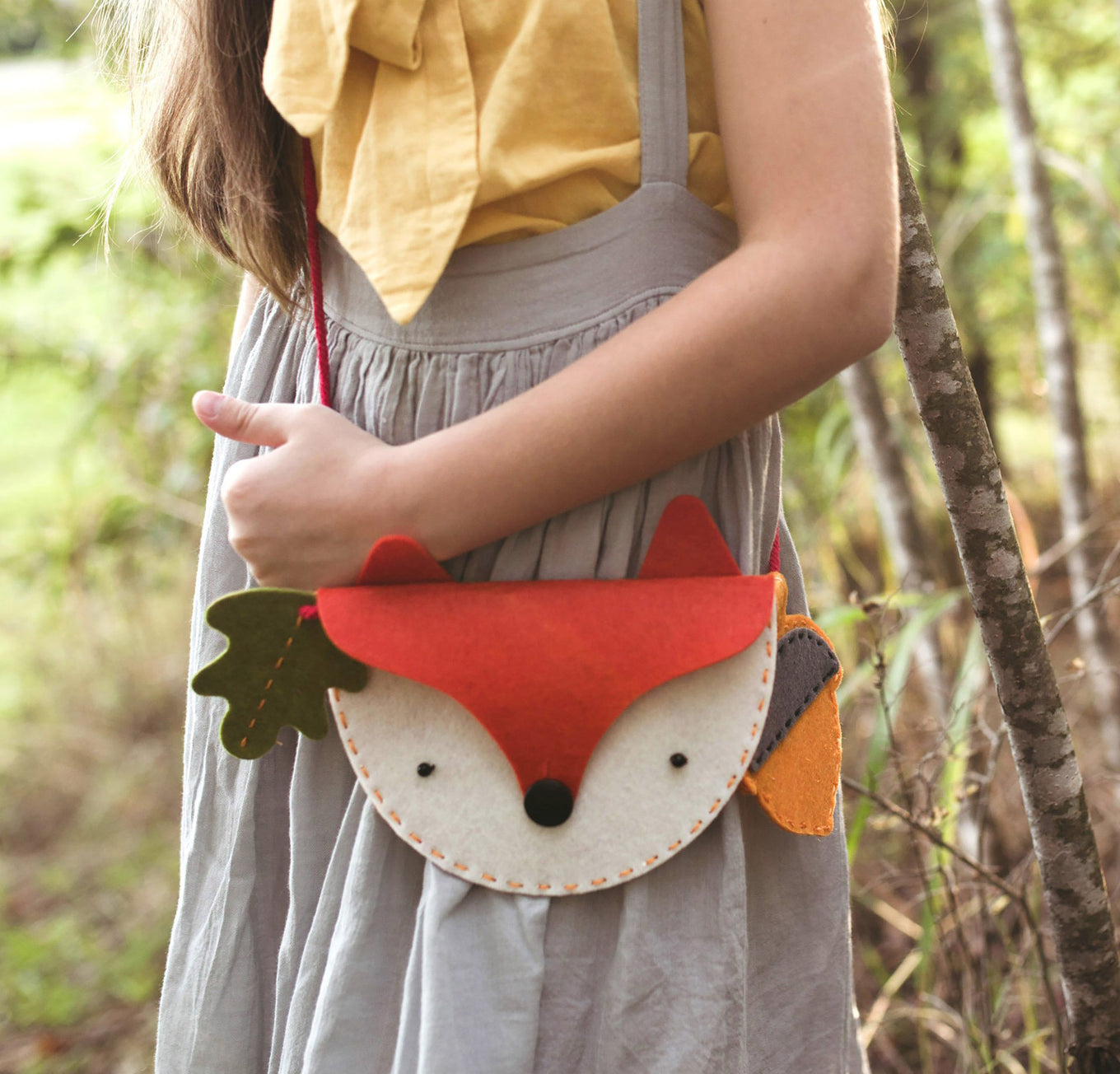 DIY Kit | My Felt Bag