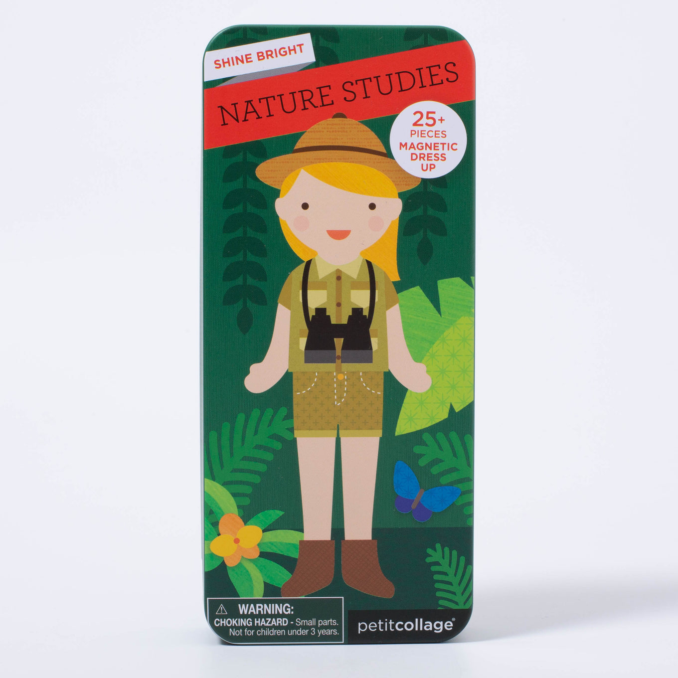 Magnetic Dress Up | Nature Studies